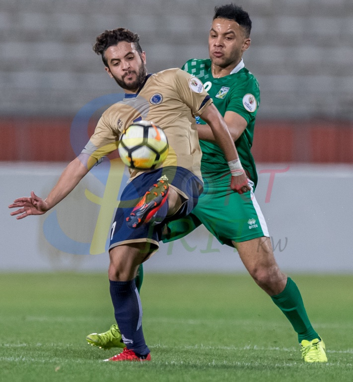 Arabi vs Burgan 30-4-2018