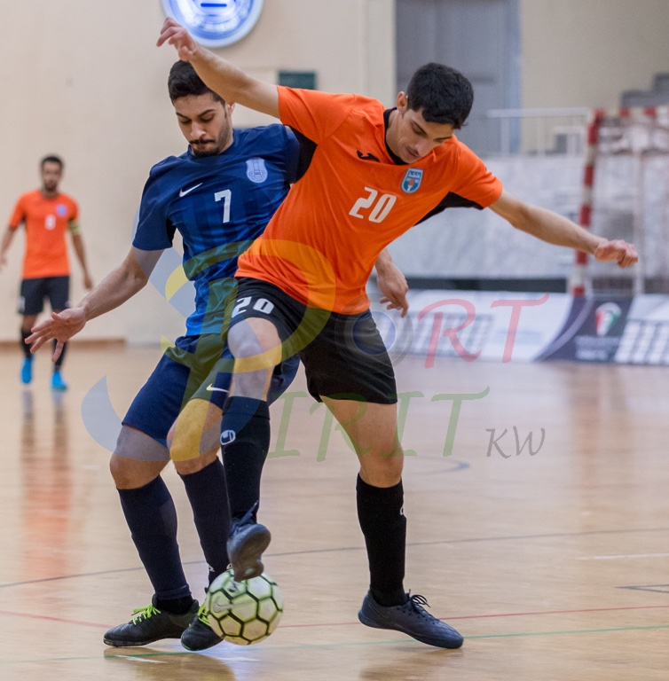 Kazma vs Yarmouk 5-5-2018